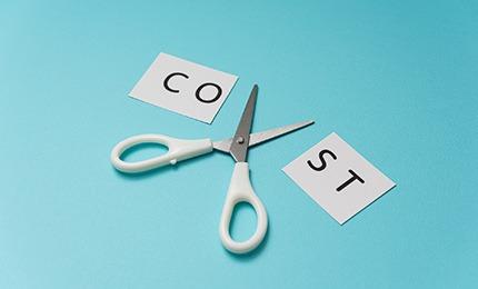制作費を低く抑えることでリーズナブルな価格を実現