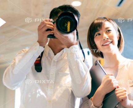 専門のライターやカメラマンによる取材・撮影・原稿執筆でクオリティーは折り紙付き